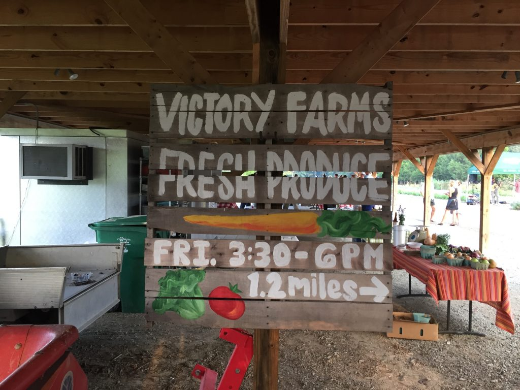 Welcome to Victory Farms!