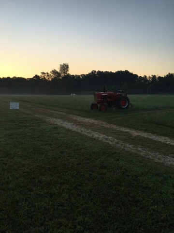 Good morning from Victory Farms