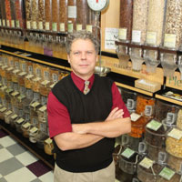 Donnie Caffery - Owner Good Foods Grocery